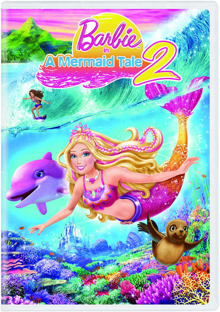 Barbie le secret des sirenes 2 - Barbi sirene 2 film ...
