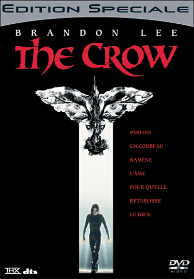 The Crow [TRUEFRENCH] [AC3] [DVDRIP][FS][US]