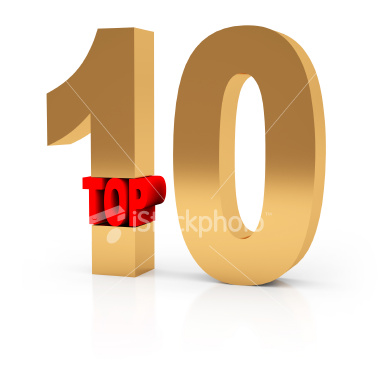 JM VIDEO : Le top 10 !